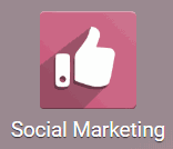 Module Social Marketing